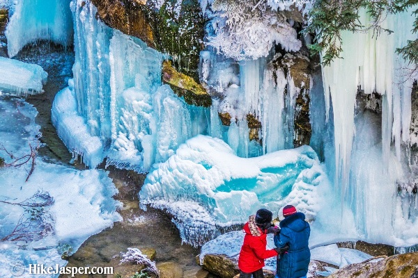 Maligne Canyon Ice Walk 2018 6