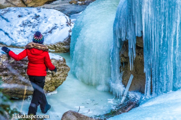 Maligne Canyon Ice Walk 2018 8