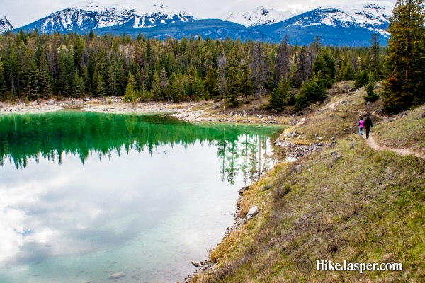 9 Jasper Valley of the Five Lakes Hike 2017