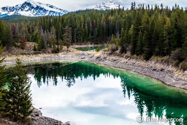 Valley of Five Lakes 2017 - Hike Jasper 11