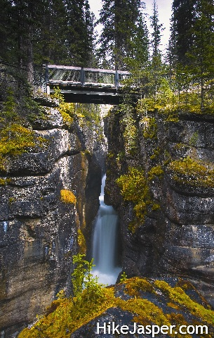 Maligne Canyon 2015