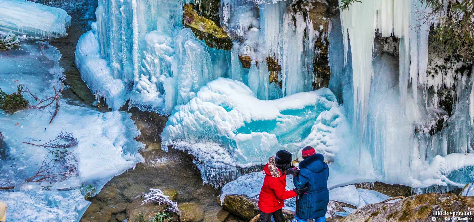 Hike Maligne Canyon Ice Walk 2020
