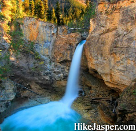 Jasper Beauty Creek - Stanley Falls Hike