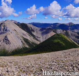 Jasper's Skyline Trail Hike
